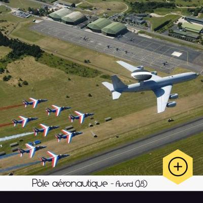 Pôle aéronautique - Avord