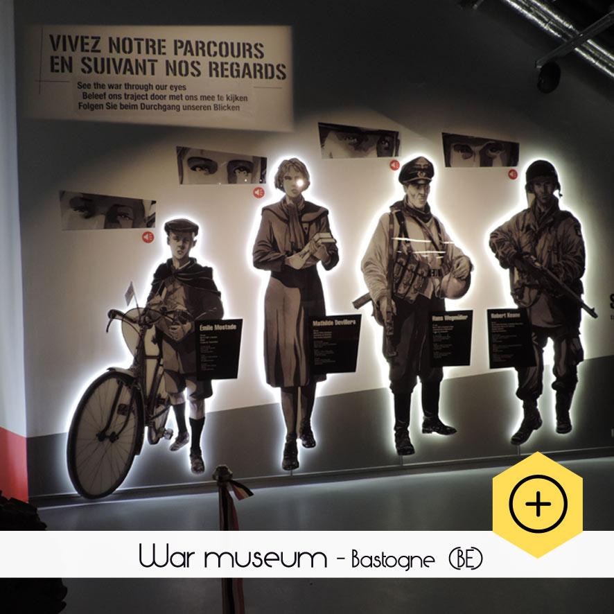 War Museum Bastogne