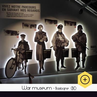 War museum de Bastogne