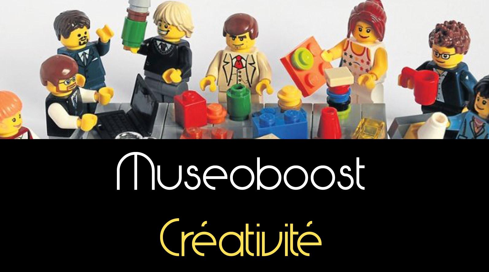Museoboost créativité