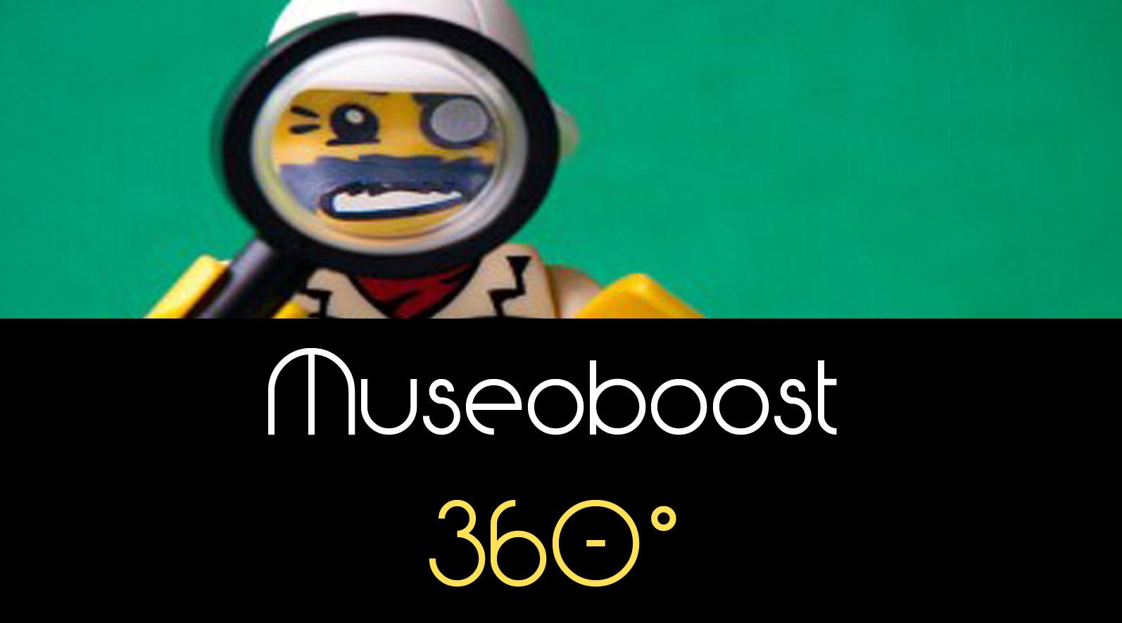 Museoboost 360°