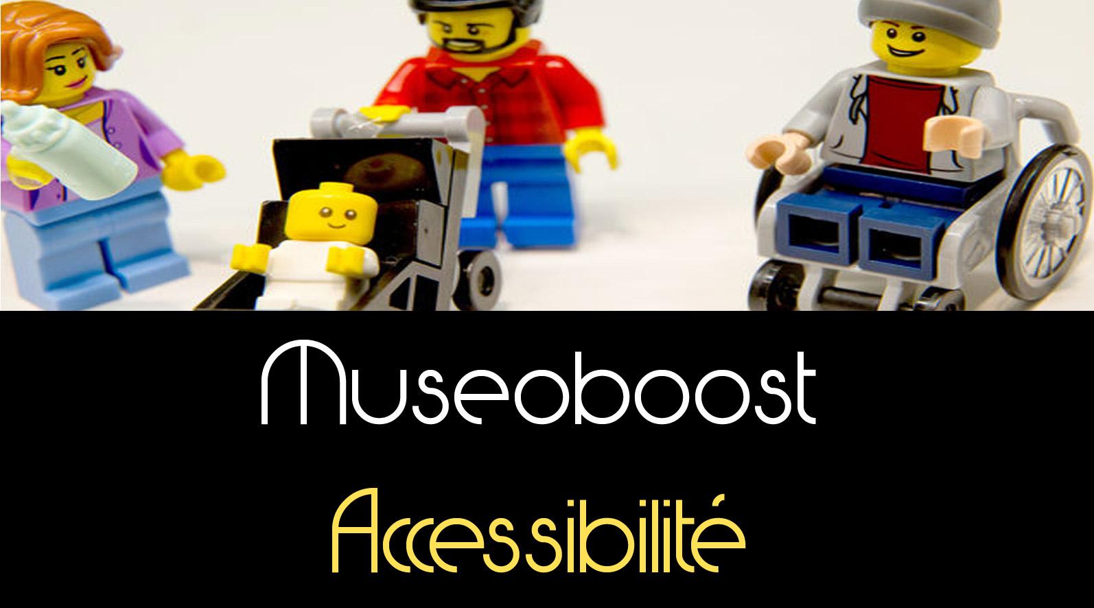 Museoboost accessibilité