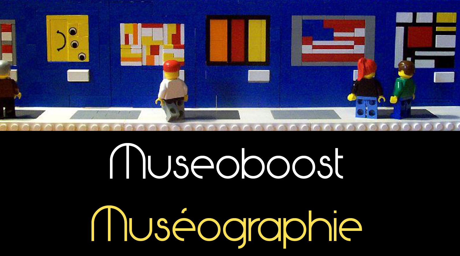 Muséographie initiation