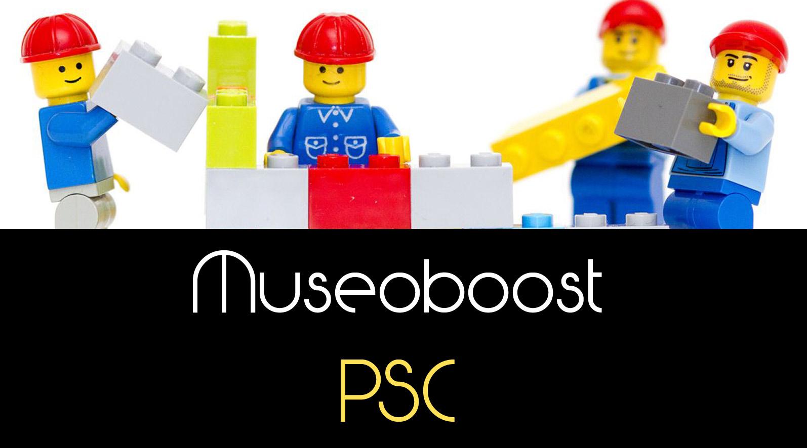 Museoboost PSC