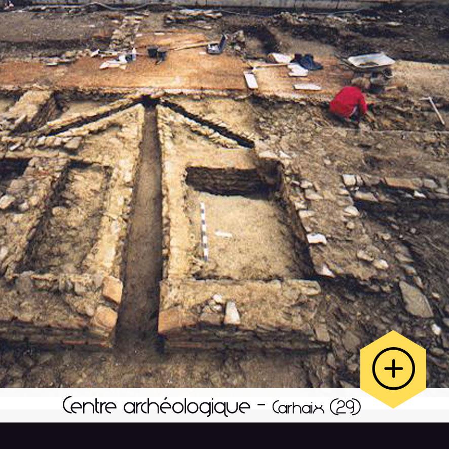 Centre archéologique de Carhaix
