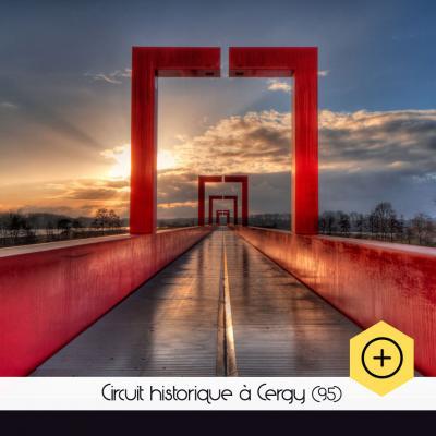 Circuit historique à Cergy