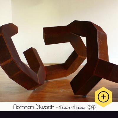 Norman Dilworth, Musée Matisse