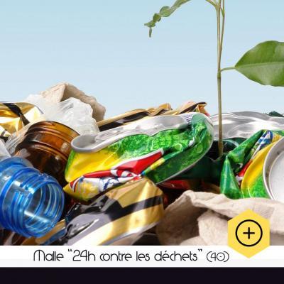 Malle 24h Chrono contre les déchets